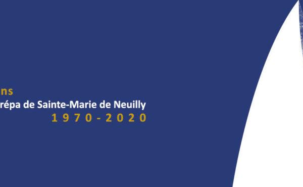 50ème anniversaire de la Prépa de Neuilly